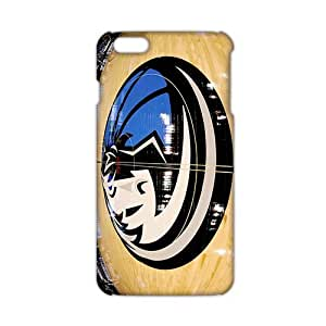 Cool-benz DALLAS MAVERICKS basketball nba (3D)Phone Case for iphone 6