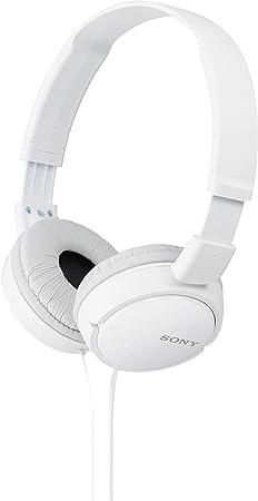 Sony Mdr Zx110 Wc Faltbarer Bügelkopfhörer Weiß Elektronik