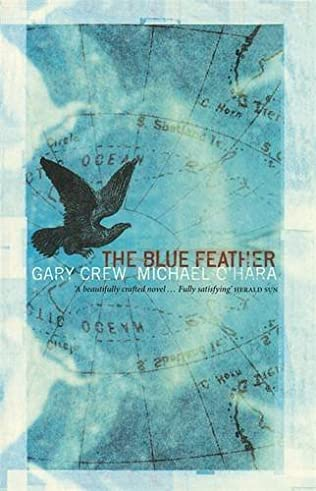book cover of The Blue Feather