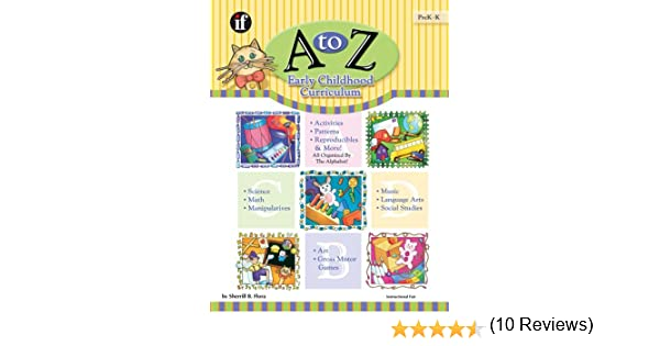 A to Z Early Childhood Curriculum: Activities Patterns ...