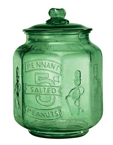 Vintage Green Depression Glass - 9