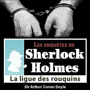 La ligue des rouquins (Les enquêtes de Sherlock Holmes 24) | Livre audio