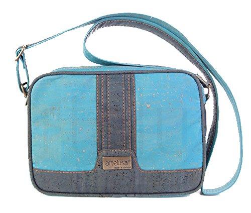 Handtasche aus Kork, Korktasche, Damenhandtasche