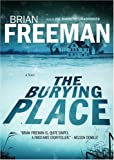 img - for The Burying Place: A Novel (Lt. Jonathan Stride series, Book 5) book / textbook / text book
