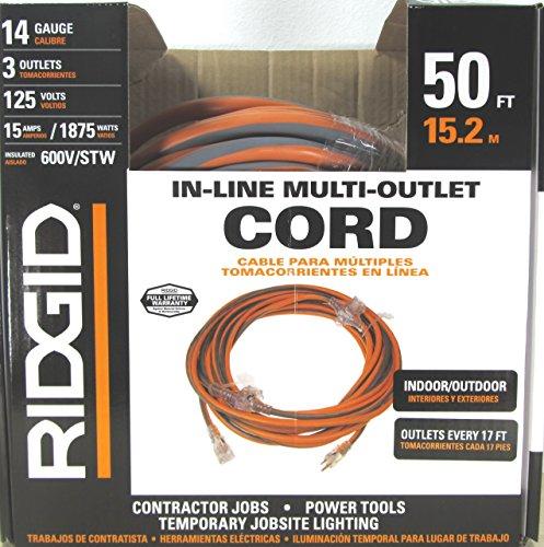 ridgid cord - 2