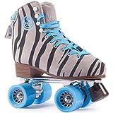 BTFL Retro Roller Skates for Women, Roller Girls - Chassis: Alu (Women US Size: 6-10)
