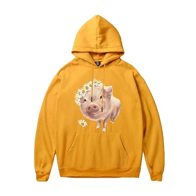 Internet-Suéter de Manga Larga con Capucha para Hombre, Sudadera con Paneles de impresión 3D con Dibujos Animados, Camiseta Gruesa de Manga Larga con ...