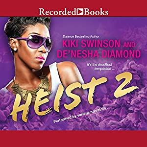 Heist 2 Audiobook