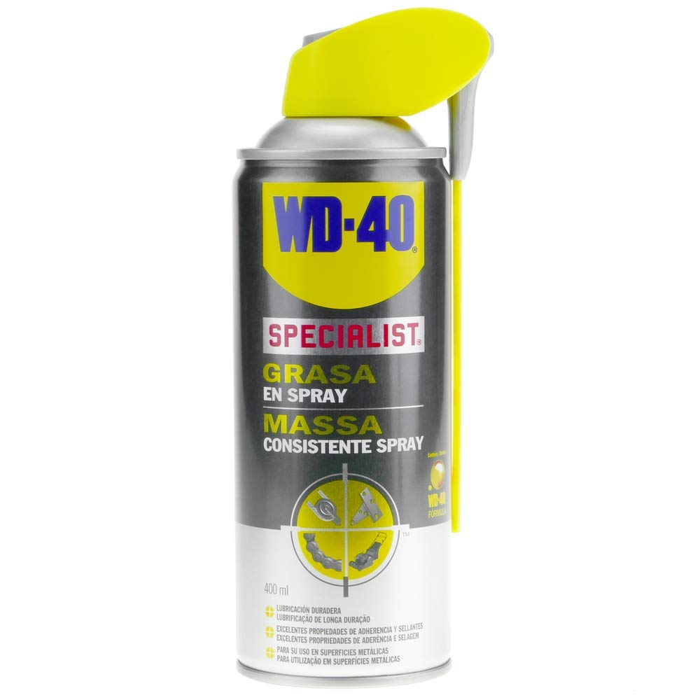 WD-40 Specialist - Grasa en spray -Spray 400ml: Amazon.es: Industria, empresas y ciencia