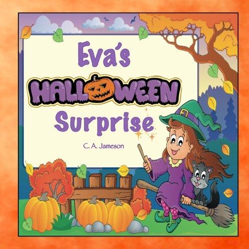 Eva's Halloween Surprise (Personalized Books for Children)