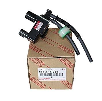 Nuevo Genuine Sensor de presión de turbo boost Vacuum Válvula 25819 - 27030: Amazon.es: Coche y moto