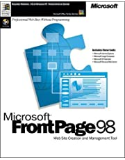 Microsoft Frontpage 98 (Full Version)