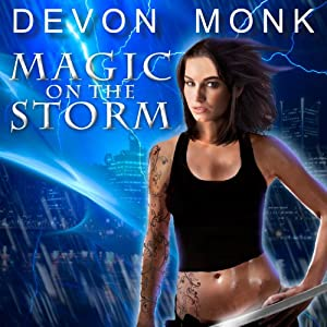 Magic on the Storm Audiobook