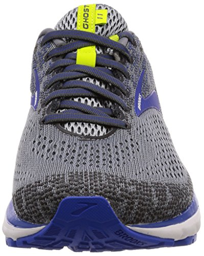 M Extra Silver US 4E Ghost 8 11 Men Brooks Wide 5 Grey Blue 8qIPRUng