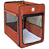 GoPetClub 26-inch Folding Soft Dog Crate Review
