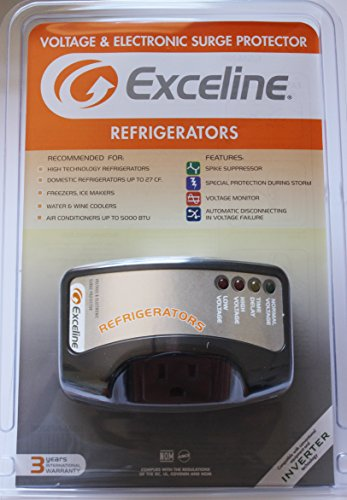 tector for Refrigerators up to 27 Cuft and Freezers ()
