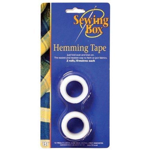 Sewing Box Saumband 151 2x10m zum Aufbügeln