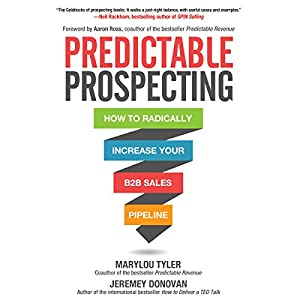 famous sales books predictable prospecting