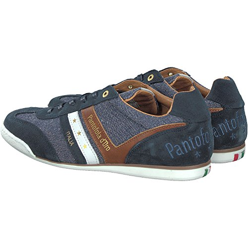 Vasto Denim Dress Uomo Pantofola Low D'oro Blue nF8xgR