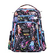Ju-Ju-Be World of Warcraft Collection Be Right Back Backpack Diaper Bag, Cute But Deadly