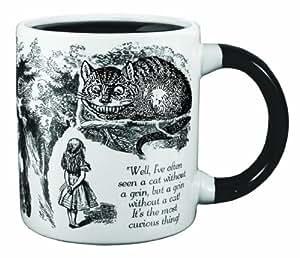 Cheshire Cat Mug - Add Hot Liquid, The Cat Disappears