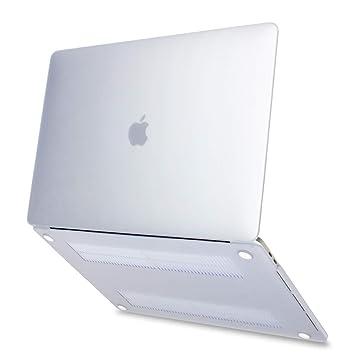 Batianda MacBook Pro 13 Carcasa A1989 A1706, Funda Dura para 2016 2017 2018 MacBook Pro 13 Pulgadas con Touch Bar Plástico Cubierta Ultra Delgado ...