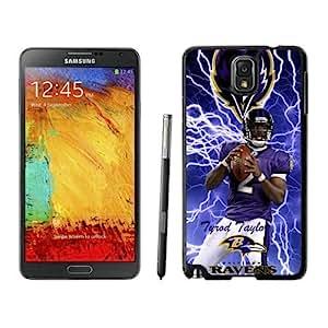NFL Baltimore Ravens Samsung Galalxy Note 3 Case 91 NFLSGN3CASES1566