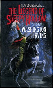 The legend of sleepy hollow book