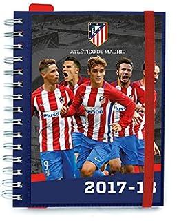 Grupo Erik Editores - Agenda Escolar 2017/2018 Semana Vista Atletico De Madrid