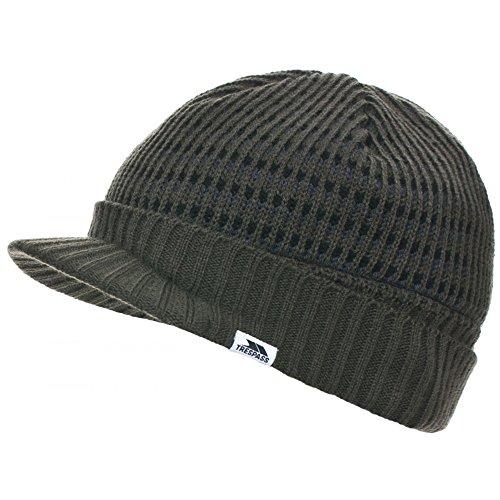 trespass-childrens-boys-elmer-knitted-peak-hat-2-4-years-khaki
