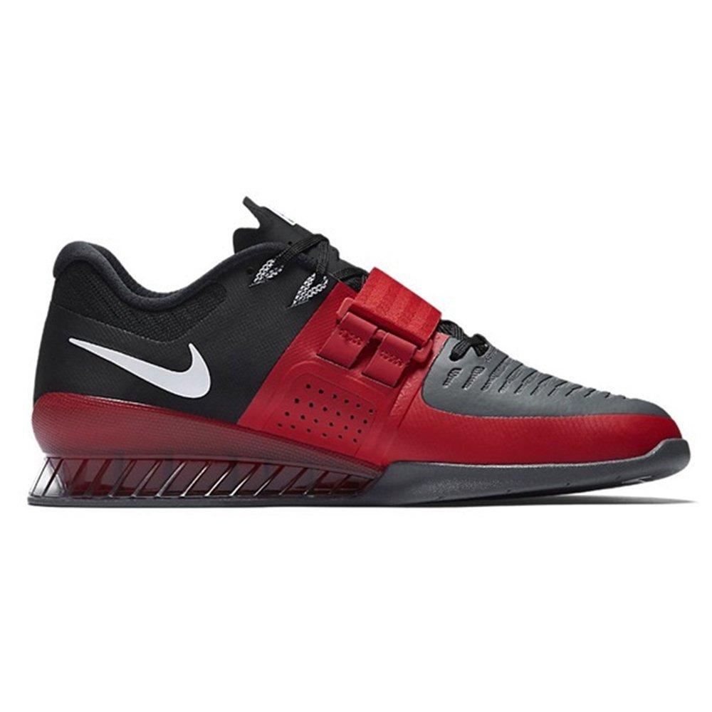 University rot Weiß-dark grau-schwarz Nike, Herren
