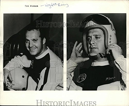 Press Photo Ron Musson, Hydro Racer - orc01034