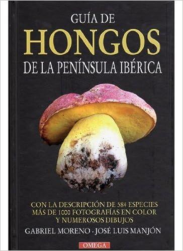 Guía de hongos de la Península Ibérica