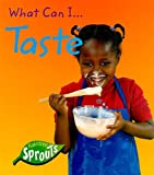 What Can I Taste?, Sue Barraclough, 1410921727