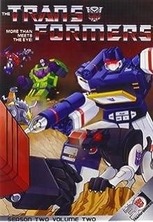 Transformers More Than Meets The Eye Season 2 Vol