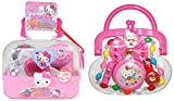 2 Hello Kitty Beauty Sets – Pink Styling Case and Purse Sets - Best Reviews Guide