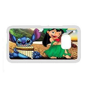 Friendly Back Phone Case Custom Design With Cute Stitch For Htc M9 Choose Design 5