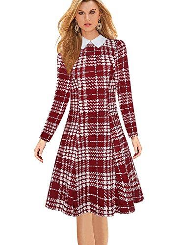 40s a line dress - 8