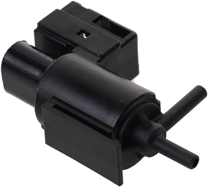 D DOLITY VSV EGR Vacuum Switch Purge Valve Solenoid for Mazda 626 Protege K5T49090 Black