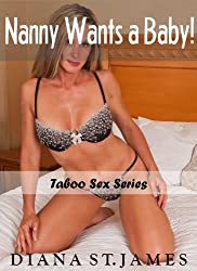 Nanny Wants a Baby!: Taboo Sex Series