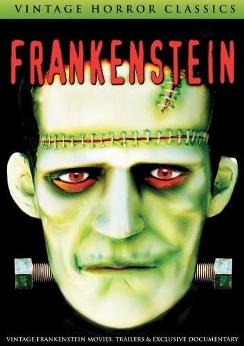 Vintage Horror Classics - Frankenstein (Frankenstein movies) (2 Disc Set) (Classic Halloween Movies On Tv)