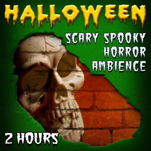 Halloween Scary Spooky Horror Ambience - 2 Hours -