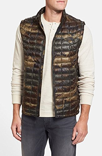 The North Face Men's Thermoball(tm) Vest, Green Camo XL