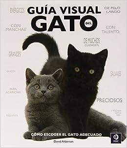 Guía visual del gato: como escoger al gato adecuado: Amazon.es: David Alderton, EQUIPO EDITORIAL EDIMAT LIBROS S.A.: Libros