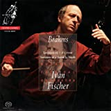 ivan fischer brahms symphony - Brahms: Symphony No. 1, Variations on a Theme By Haydn