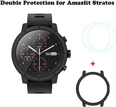 Xiaomi Huami Amazfit Stratos Smartwatch Proteccion Conjunto SIKAI ...