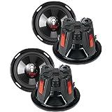 4) New BOSS AUDIO P126DVC 12 9200W Car Power Subwoofers Subs Woofers DVC 4 Ohm