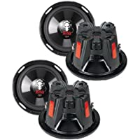 4) New BOSS AUDIO P126DVC 12 9200W Car Power Subwoofers Subs Woofers DVC 4 Ohm
