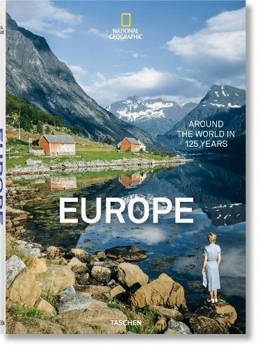 National Geopraphic. Europe