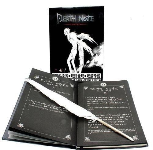 Anime Replica Note Book Scrap Book: Amazon.co